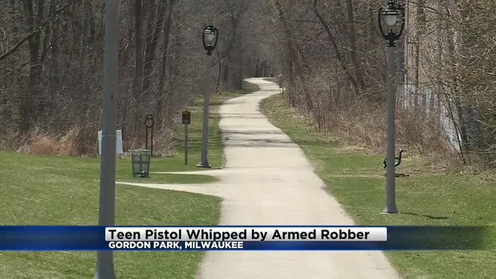 Teen pistol-whipped by armed robber in Gordon Park, police say