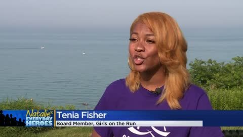 Natalie's Everyday Heroes: Milwaukee runner Tenia Fisher makes...