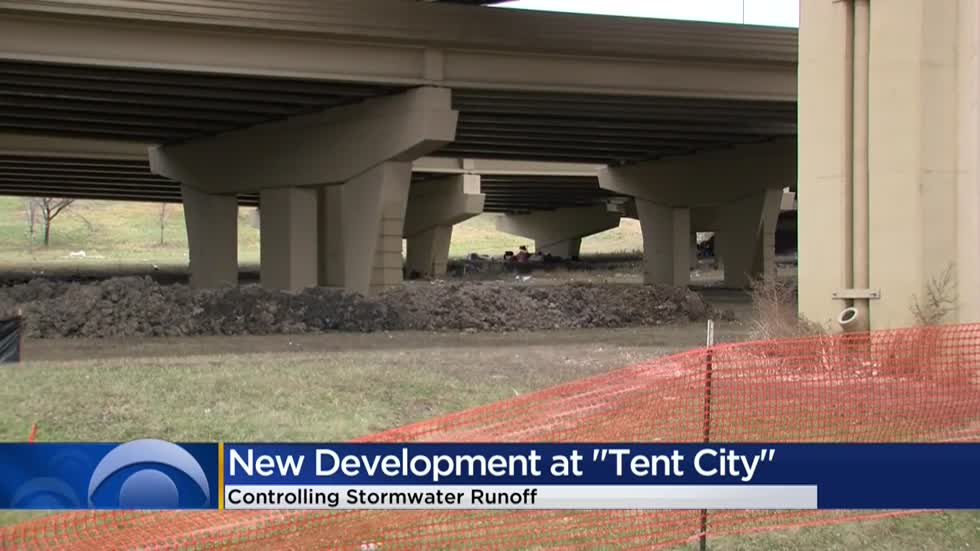 Initial plans for green project making use of Milwaukee's tent city revealed