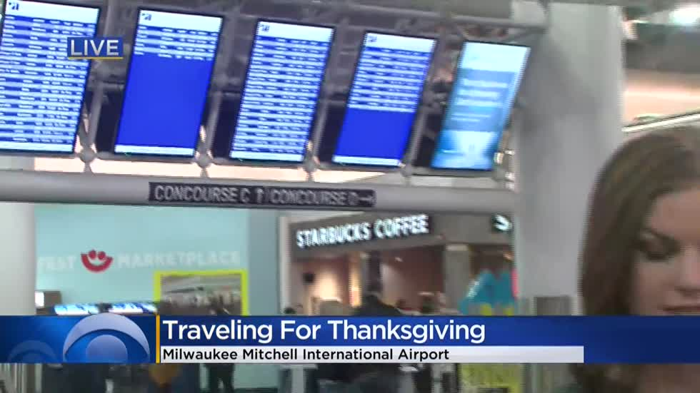 AAA: More than 55 million people expected to travel this Thanksgiving