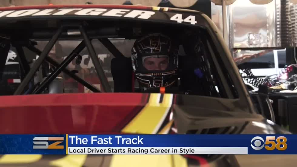 Holtger on the Fast Track