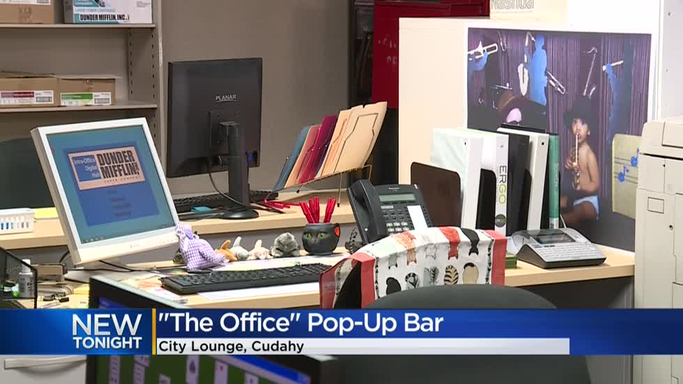 Pop-up bar inspired by 'The Office' opens August 30 in Cudahy