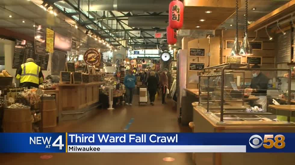 'Get back to shopping local:' Third Ward Fall Crawl works...