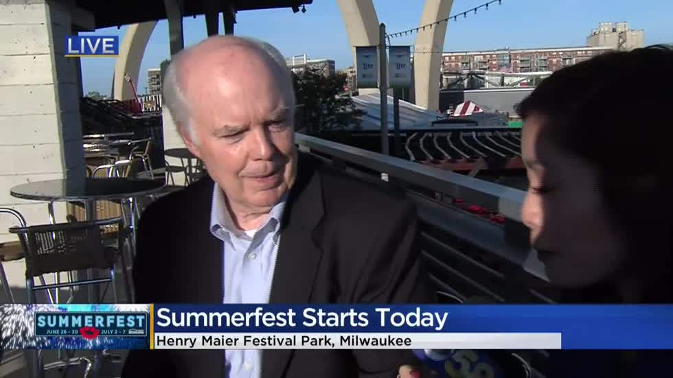 Throwback Thursday promotions back at Summerfest June 27