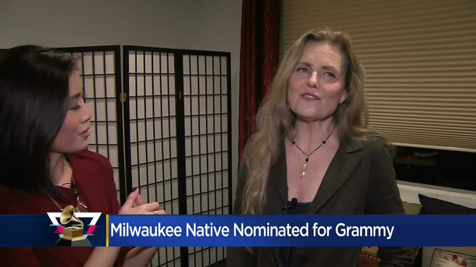 Milwaukee jazz artist Tierney Sutton nominated for 9th consecutive Grammy