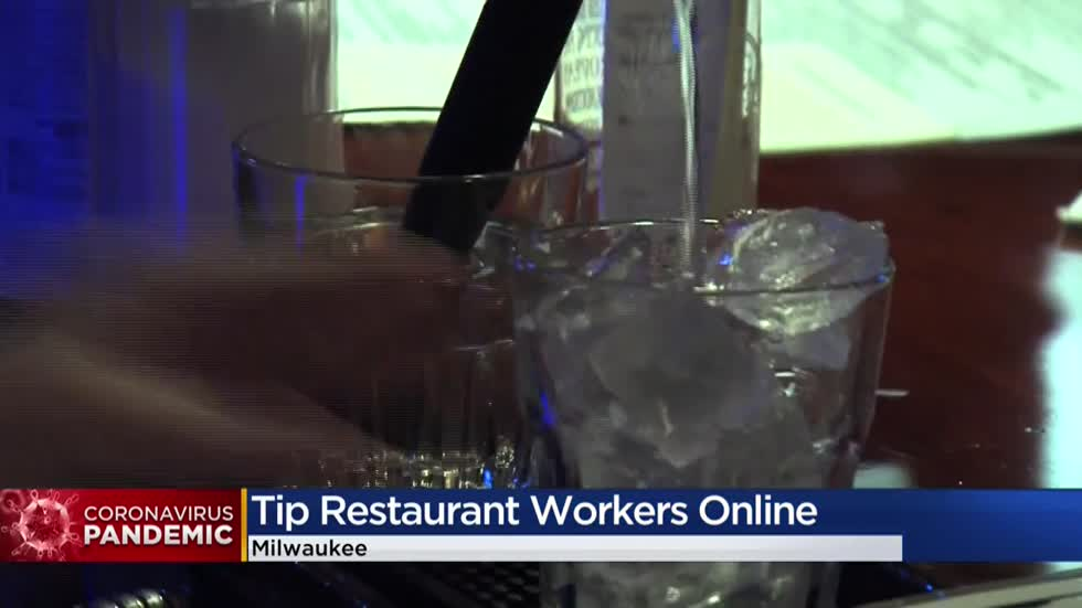 TipMKE: Support and tip restaurant workers during COVID-19