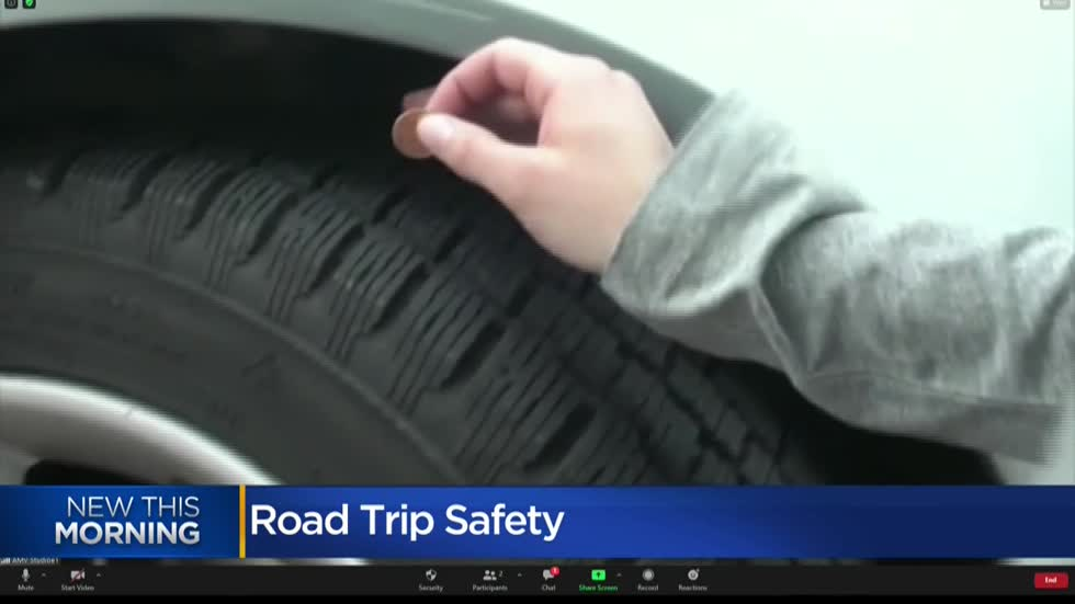National Tire Safety week underway, tips to stay safe