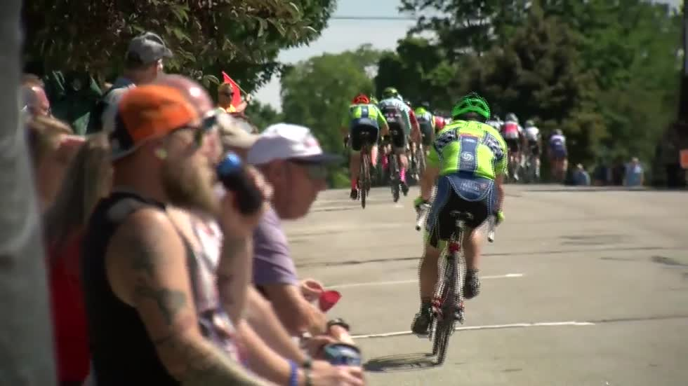 """Tour of America's Dairyland"" bike race takes bikers all across Southeast Wisconsin"