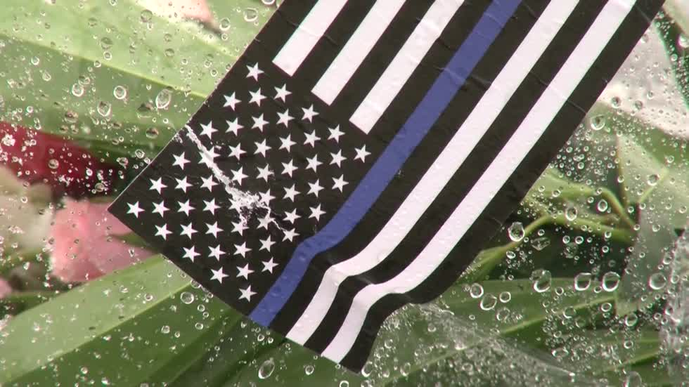 'It's devastating for us as a department': Support for Milwaukee officers grieving Officer Rittner