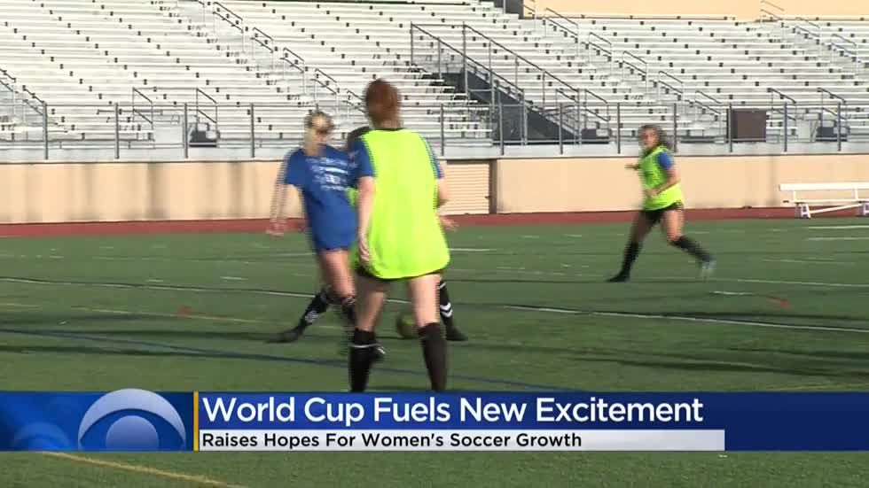 World Cup win fuels new excitement, raises hopes for women's soccer growth
