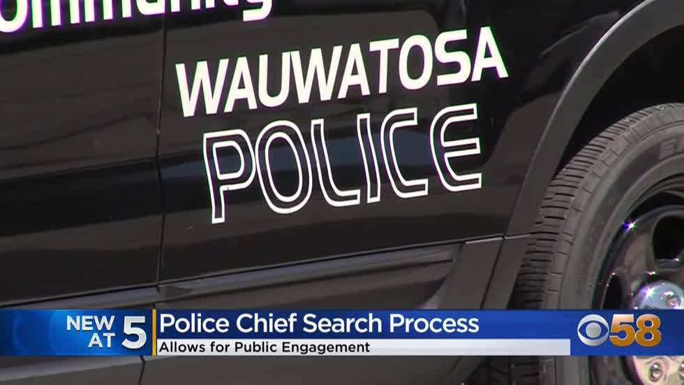 City of Wauwatosa announces hiring process for new police chief