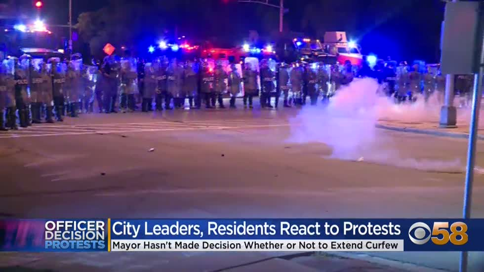 Mayor: Curfew is in place to prevent Wauwatosa from having unrest like Kenosha