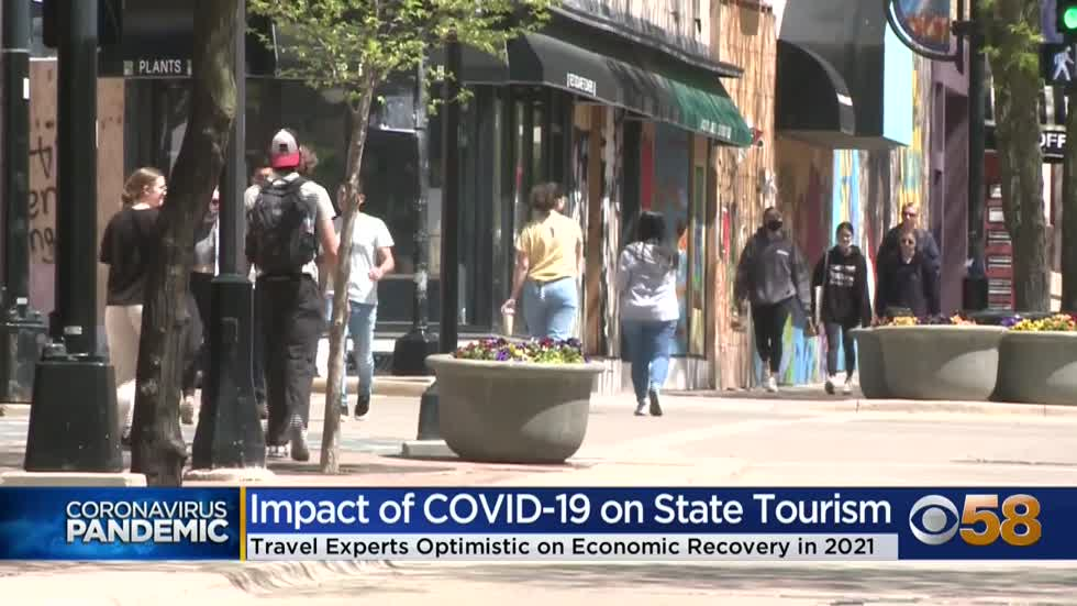 Officials optimistic state will recover after tourism industry...