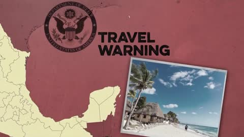 "Wisconsin travelers: ""Not really worried"" after U.S. issues travel warning for popular Mexican destination"