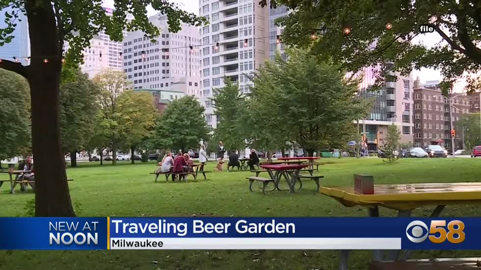Milwaukee County Parks announces 2021 Traveling Beer Garden schedule 🍺