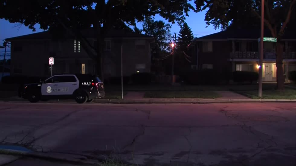 Two teens dead, one hurt in shooting near 87th and Congress