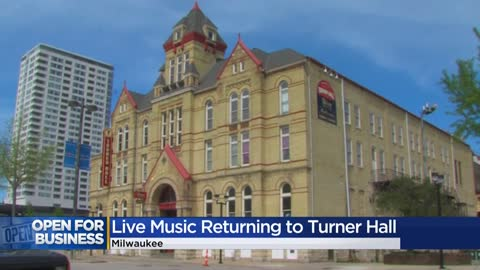 Turner Hall live shows canceled due to increase in positive COVID-19...