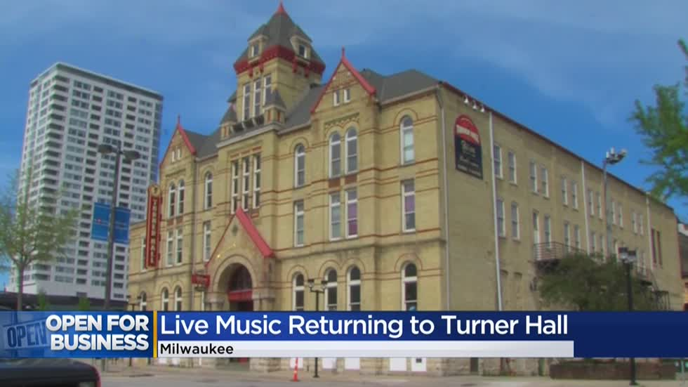 Turner Hall live shows canceled due to increase in positive COVID-19 cases
