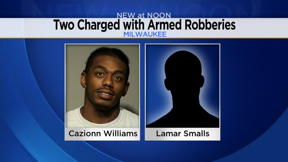 Two men charged in connection to violent carjackings