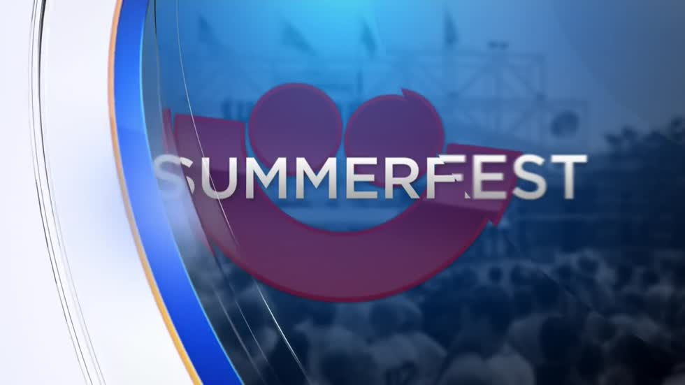 Uline Warehouse stage renovated for Summerfest