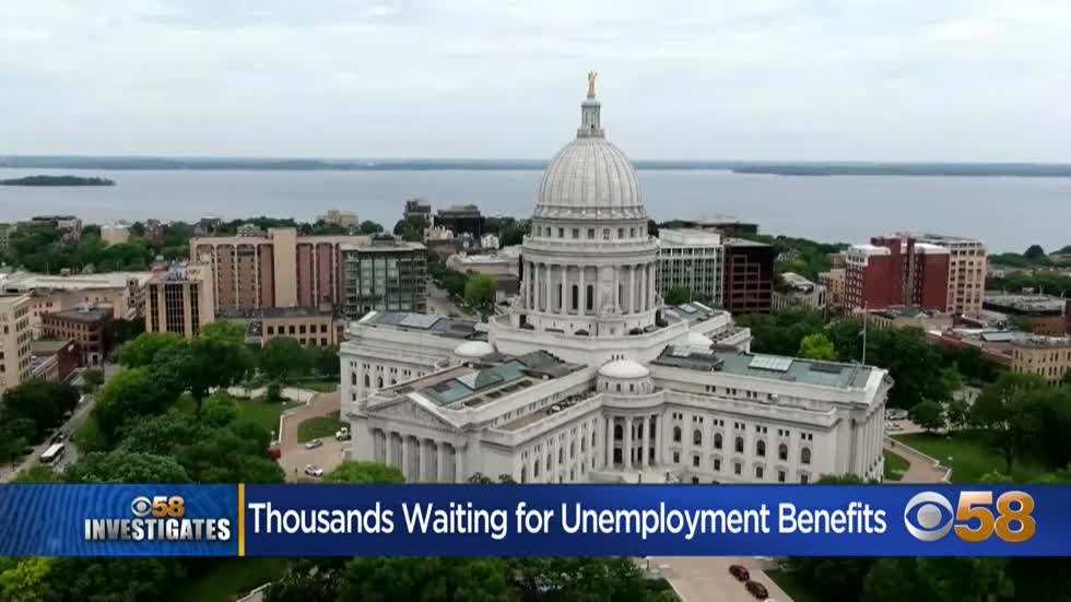 Wisconsinites still waiting for unemployment struggle to make ends meet