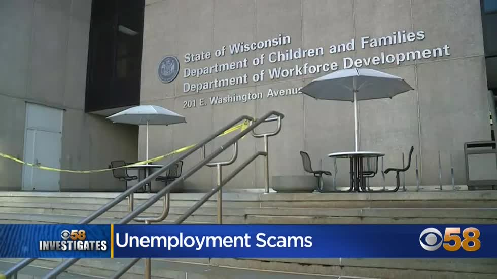 Unemployment scams surge, elected official falls victim