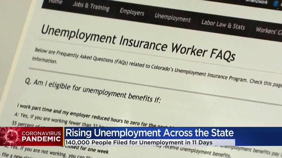 Wisconsin unemployment filings surge; national record broken