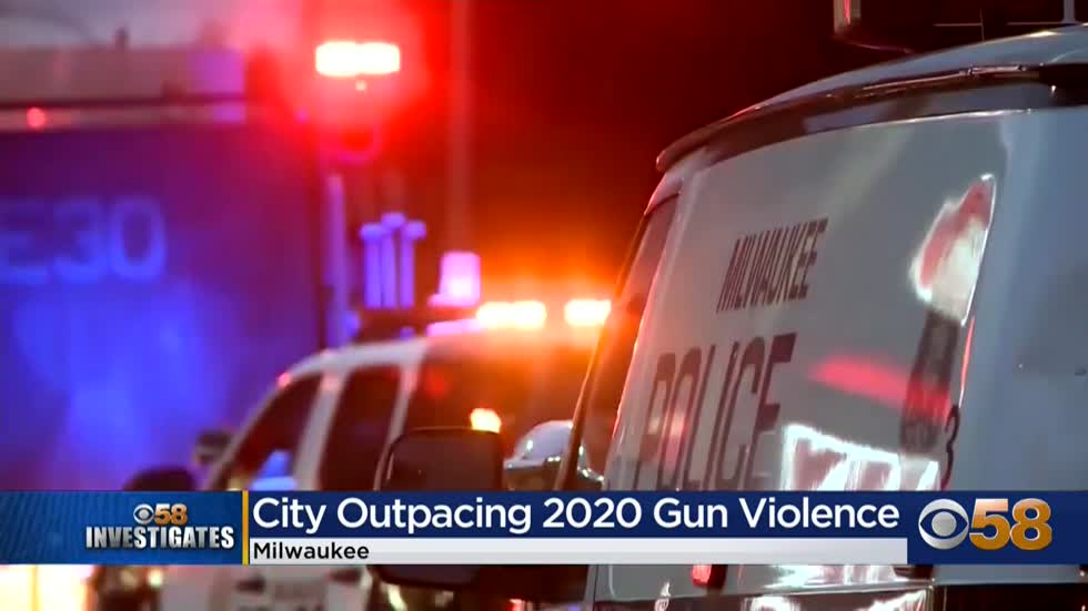 More than half of 2021 homicides in Milwaukee remain unsolved