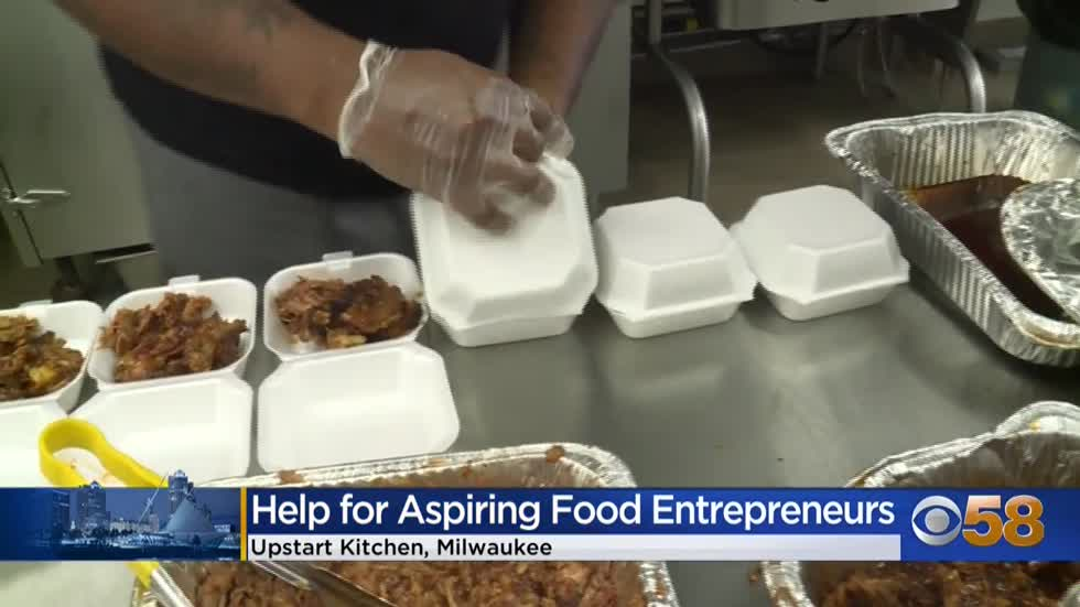 Upstart Kitchen opens in Sherman Park, providing space for entrepreneurs