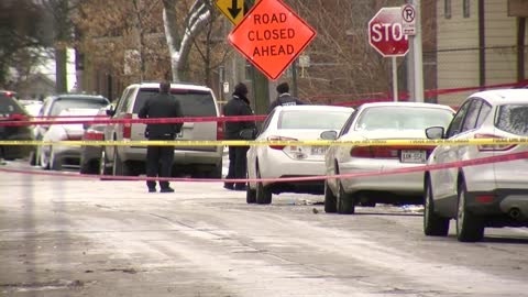 Milwaukee Police respond to shooting involving U.S. Marshals near 28th and Wells