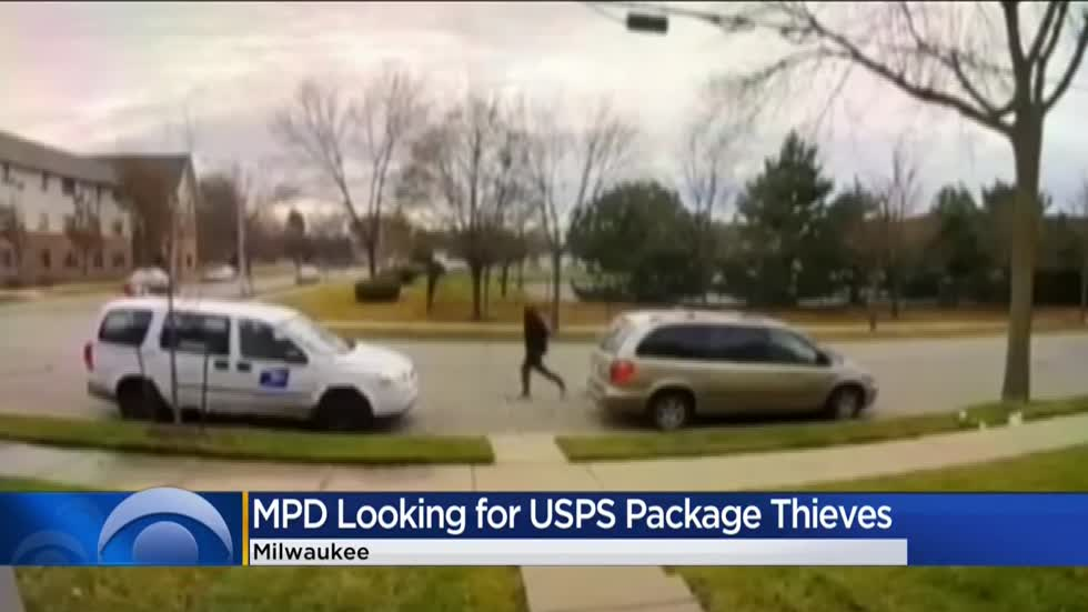 MPD releases updated description of five suspects wanted for breaking into USPS vehicle, stealing packages