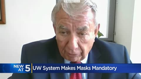 Face masks made mandatory on all UW campuses this fall