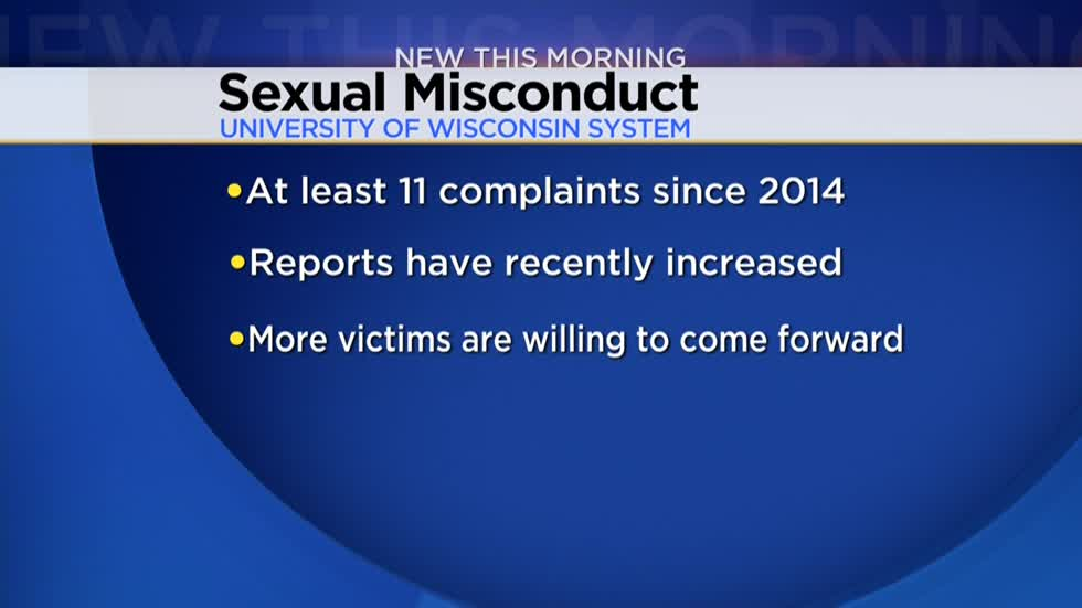 UW System releases employee sexual misconduct complaints