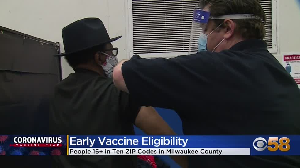 'We can better reach everyone': Milwaukee County prepares for ZIP code program for vaccine