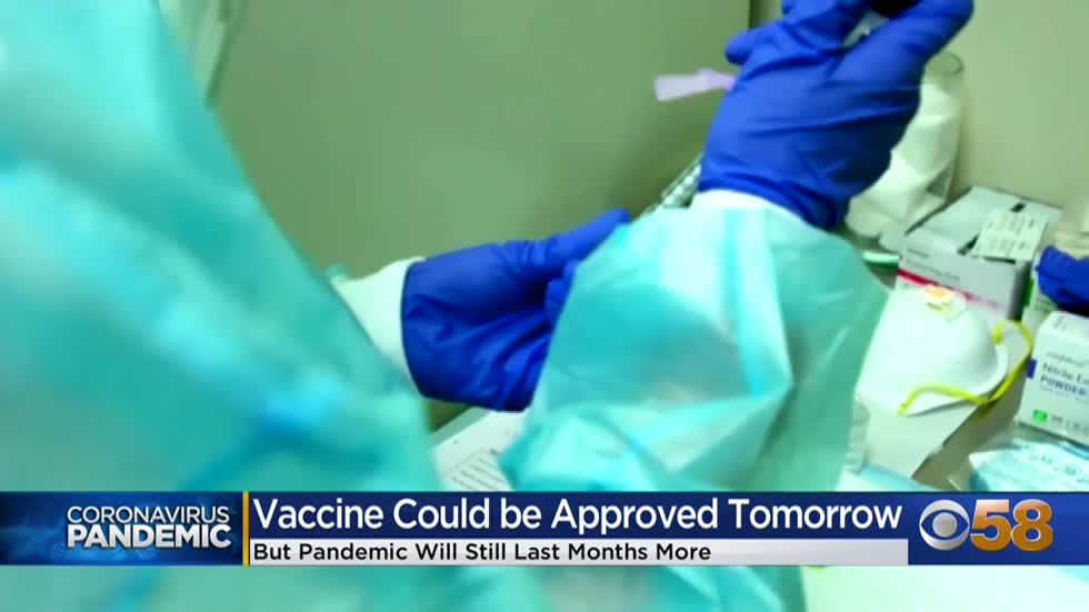 Doctors say more than 70-percent of people need to get COVID-19 vaccine for community protection
