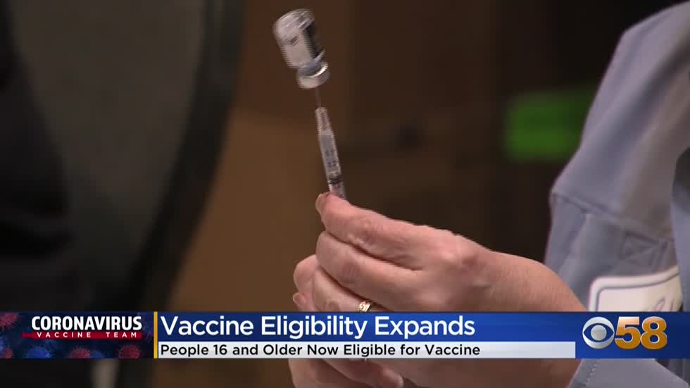 Everyone 16+ now eligible for COVID-19 vaccine, clinic to be held at Milwaukee Public Market