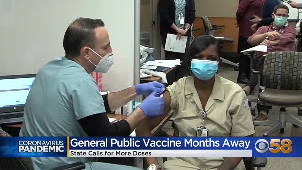 WI health leaders say state needs more vaccines, general public vaccinations may start late spring