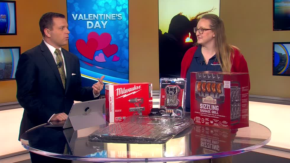Valentine's Day: Blain's Farm & Fleet offers up several gift ideas