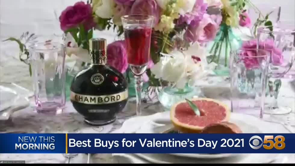Lifestyle expert shares top gift ideas for Valentine's Day