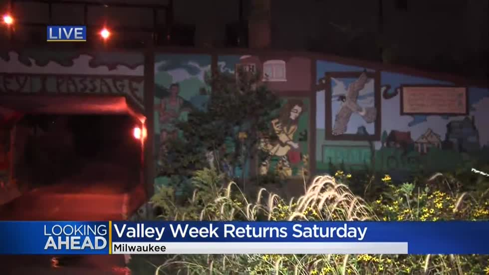 Valley Week returns in Milwaukee September 12-19