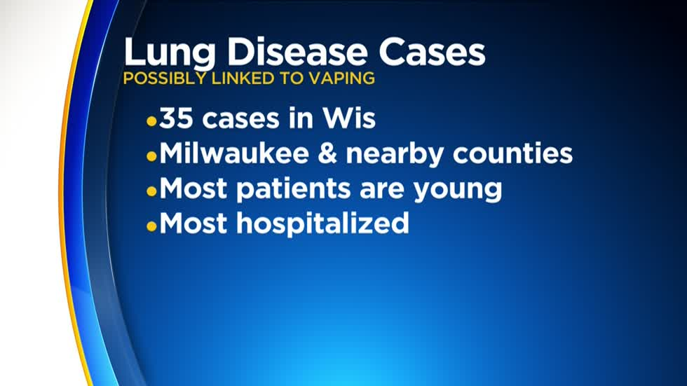 Local organization warning parents to be vigilant about vape devices