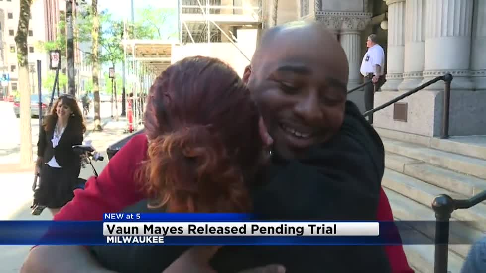 Update: Federal judge upholds order to have Vaun Mayes released pending trial