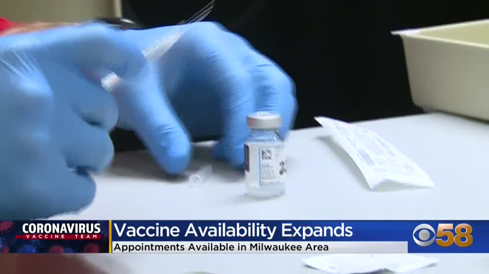 Mayor: Milwaukee has sufficient supply of vaccines to meet needs of city