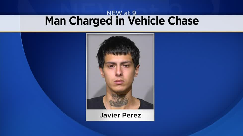 Man, 19, charged after leading Greenfield Police on high speed chase
