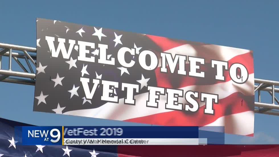 Milwaukee War Memorial hosts VetFest, an annual celebration of service