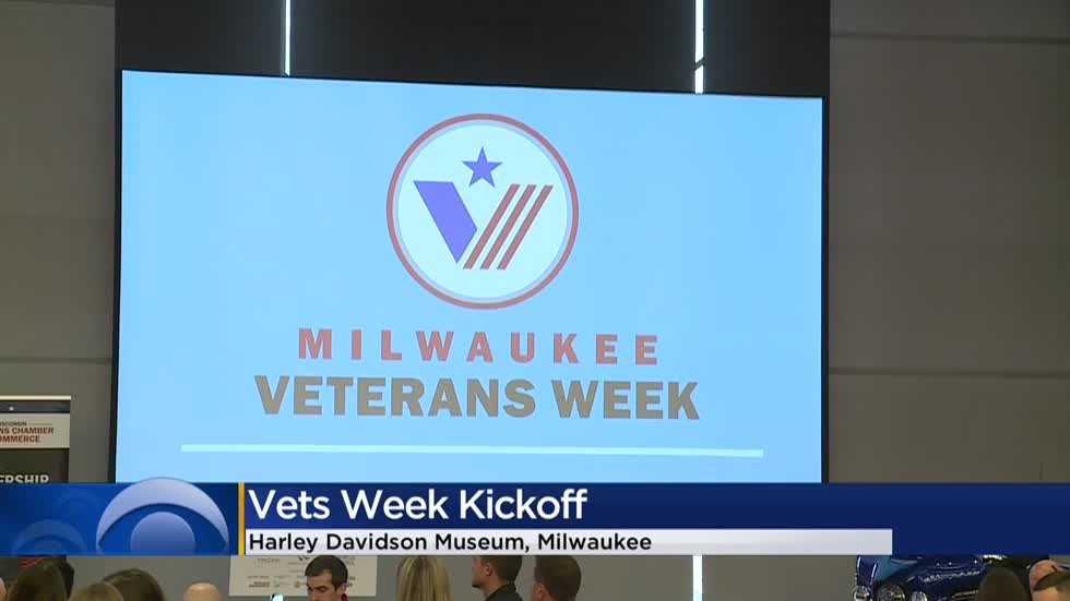 'Milwaukee Vets Week' kicks off events honoring our heroes
