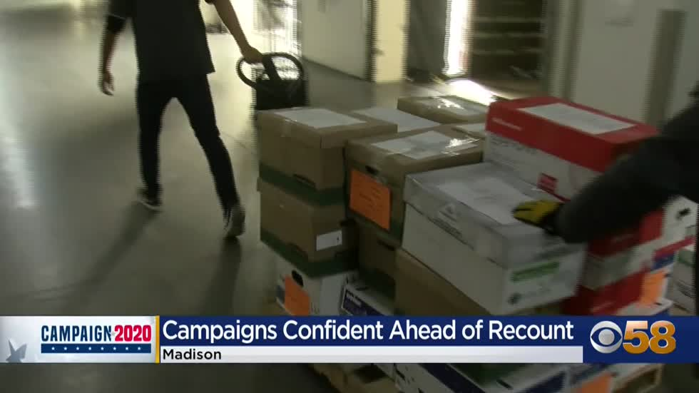Wisconsin Recount: Officials look forward to demonstrating 'strengths' of state's elections systems