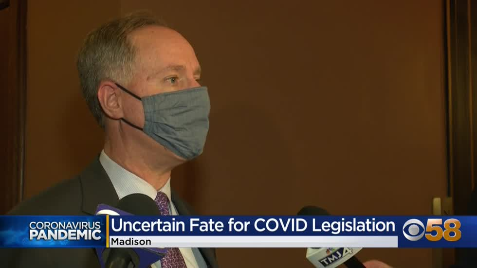 Ahead of critical week for state response to coronavirus surge, Democrats say GOP 'acting as if they're pro-COVID'