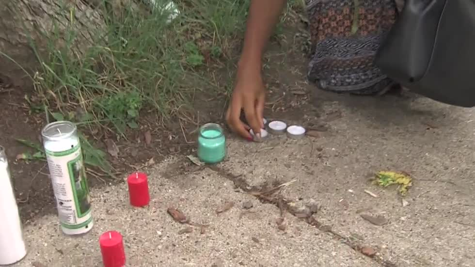 Vigil held for Milwaukee man killed in officer-involved shooting