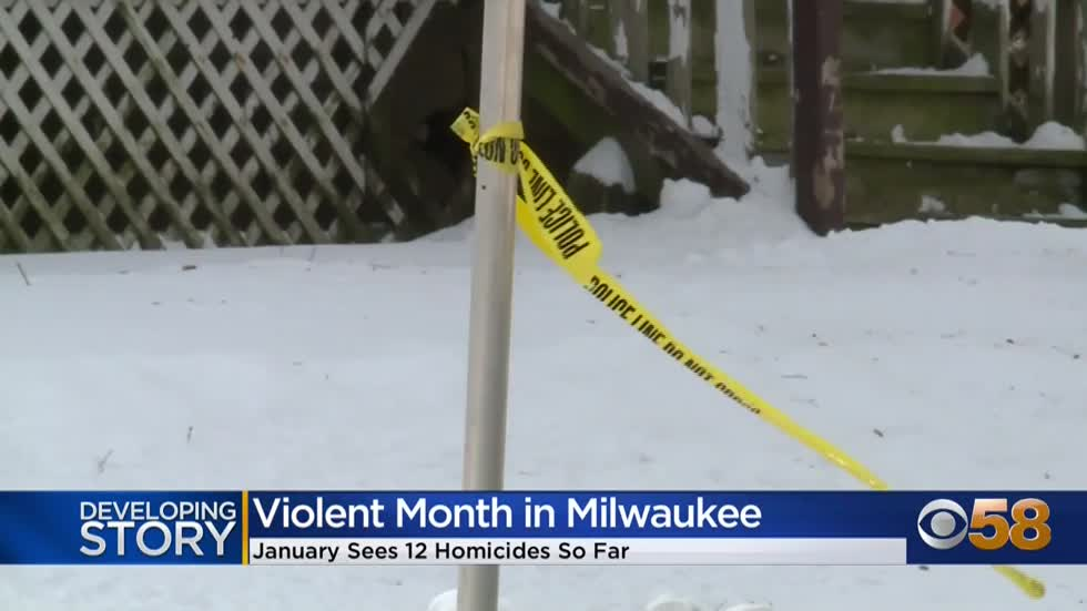 Police investigate 2 deadly overnight shootings in Milwaukee